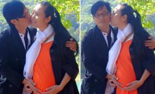 Vợ chồng Lê Kiều Như tình cảm lãng mạn giữa thiên nhiên thơ mộng