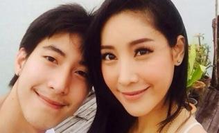 Loạt ảnh thời còn mặn nồng của sao nữ Thái Lan trước khi tự tử