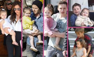 Harper được yêu chiều như thế nào trong gia đình?