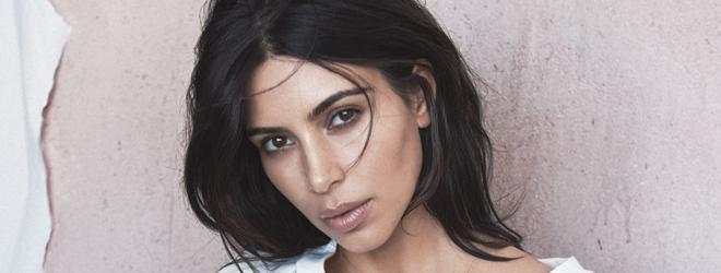 Kim Kardashian đẹp khác lạ trong bộ ảnh mới
