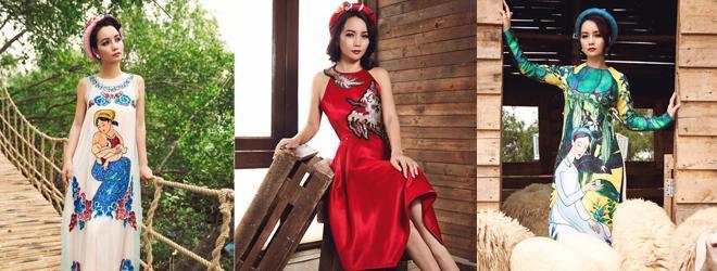 Mai Thu Huyền xinh đẹp hóa thành 'cô Tấm thời nay'