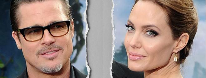 Angelina Jolie và Brad Pitt chia tay