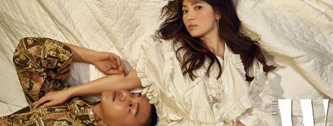Song Hye Kyo và Yoo Ah In táo bạo với cảnh 'giường chiếu' đầy say mê