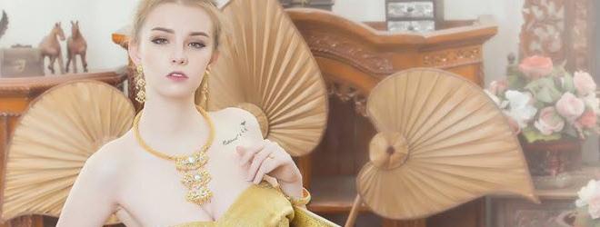 'Nữ thần Thái Lan' tung bộ ảnh tròn 18 tuổi khiến dân mạng ngất ngây