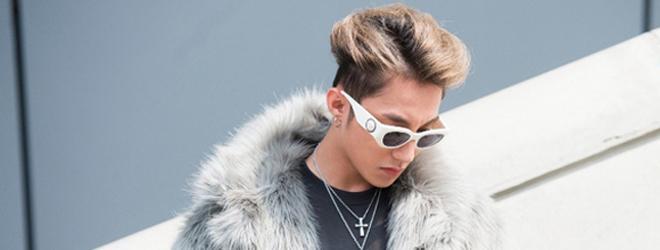 Sơn Tùng M-TP cực ngầu khi tham dự Seoul Fashion Week