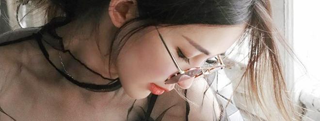 Nhan sắc khó rời mắt của hot girl số 1 Malaysia