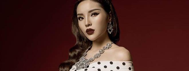 Hoa hậu Kỳ Duyên sang chảnh với trang sức đắt tiền