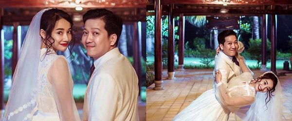 Lễ cưới Trường Giang - Nhã Phương