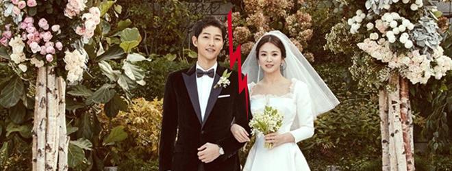 Song Joong Ki và Song Hye Kyo ly dị