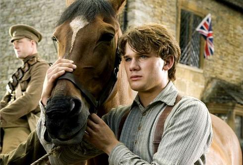"""Đạo diễn lừng danh Steven Spielberg trở lại với """"War Horse"""""""
