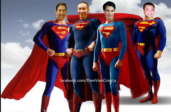 4 anh em siêu nhân hài hước nhất Việt Nam - Bức ảnh nhận hơn 2.000 like  ngay sau khi đăng tải