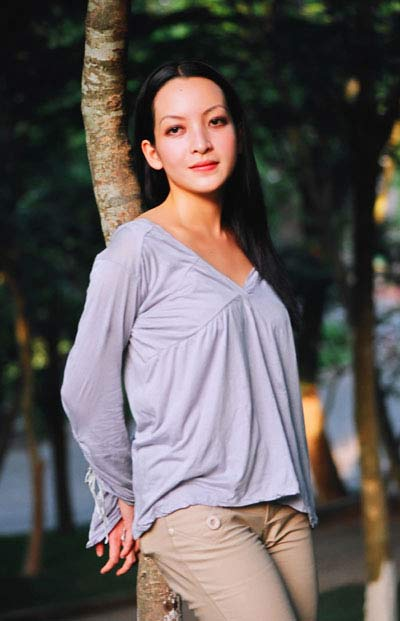 Diễn viên Linh Nga,người tình của Thuyết buôn vua