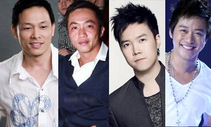 4 chàng trai được nhiều mỹ nhân showbiz theo đuổi