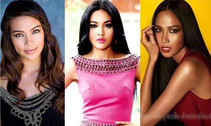 10 mỹ nhân da nâu hấp dẫn nhất showbiz Thái