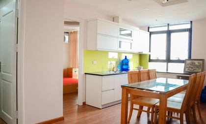Ngắm căn hộ 85m² đầm ấm của cặp vợ chồng trẻ ở Hà Đông