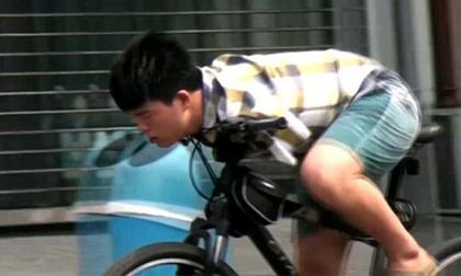 Vận động viên xe đạp siêu đẳng