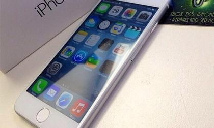 Rò rỉ ảnh đập hộp iPhone 6 trước ngày ra mắt