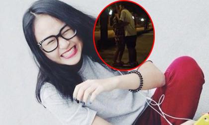 Nụ hôn lãng mạn của con gái Quốc Trung gây sốt