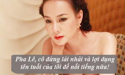Hậu scandal 'giật chồng', Dương Yến Ngọc lại tiếp tục xỉa xói Pha Lê