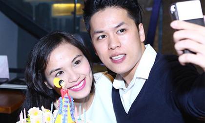 Diễm Hương lần đầu công khai bạn trai