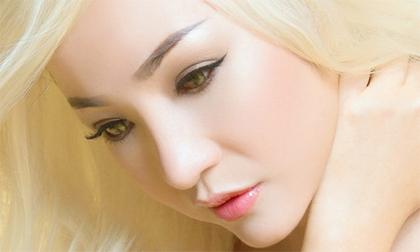 Thúy Nga 'hóa' búp bê Barbie trong loạt ảnh mới