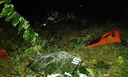 Xe khách từ Sapa về Lào Cai rơi xuống vực sâu, ít nhất 29 người tử nạn