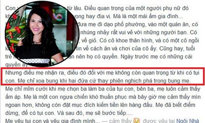 'Tình cũ' Trương Nam Thành hé lộ mang bầu song thai