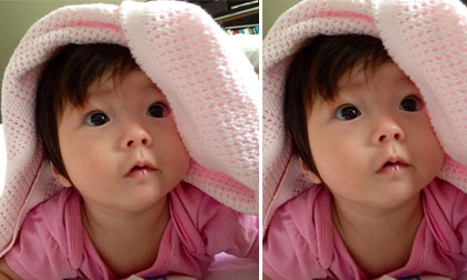 Đoan Trang khoe ảnh con gái xinh như 'thiên thần'