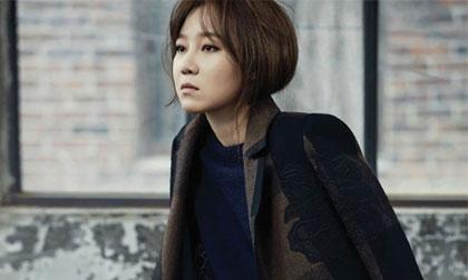 Gong Hyo Jin cá tính trên tạp chí Elle