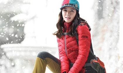 Son Ye Jin đẹp ngọt ngào với thời trang thể thao