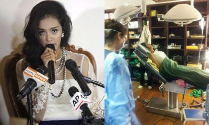 Hoa hậu châu Á Thái Bình Dương bị truất ngôi vì lộ ảnh nâng ngực