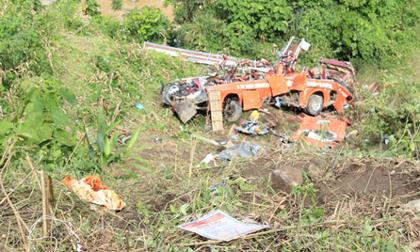 Xe khách lao xuống vực ở Lào Cai: Sẽ khởi tố vụ án