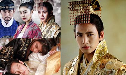 Hoàng đế của 'Hoàng hậu Ki' lọt 'Top 20 nhân vật được yêu thích 2014'