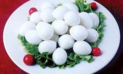 Trứng chim cút - thần dược cho sức khỏe gia đình bạn