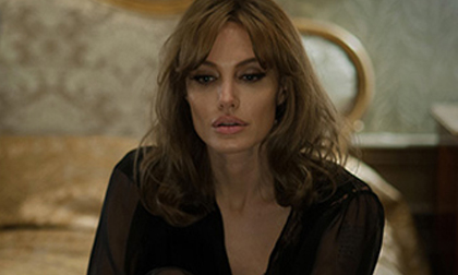 Hình ảnh đầu tiên của Brad Pitt và Angelina Jolie trong phim mới