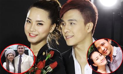 Những 'đám cưới hụt' trong làng giải trí Việt