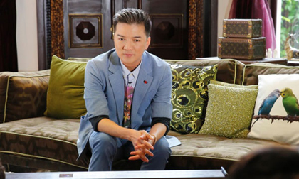 Mr. Đàm xuất hiện trên truyền hình Thái Lan