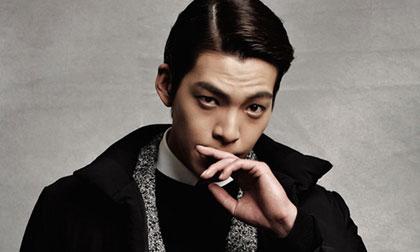 Kim Woo Bin hóa 'quý ông' lạnh lùng, quyến rũ
