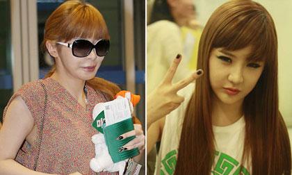 Thất vọng vì gương mặt ngày càng già nua và xấu xí của Park Bom
