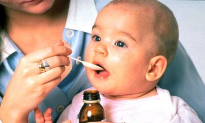 Những sai lầm khi cho trẻ uống thuốc