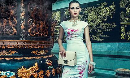 Thùy Trang Next Top nồng nàn hương sắc mùa thu
