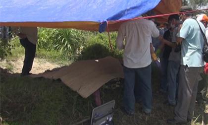 Vụ xác thiếu nữ bị vùi dưới ruộng: Chết vẫn nắm chặt chứng cứ tố cáo tội ác
