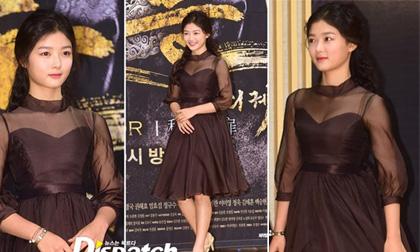 Sao nhí Kim Yoo Jung trông 'dừ' vì lỗi chọn váy