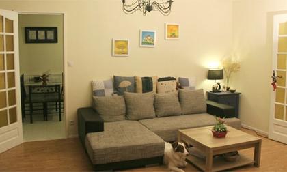 Thăm căn hộ ấm cúng ở Pháp do cặp vợ chồng Việt tự tay cải tạo