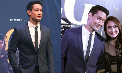 Fans ngất ngây vì vẻ đẹp trai, lịch lãm của Pong Nawat