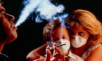 Khói thuốc lá và những tác hại khó lường