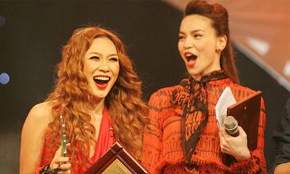 Mỹ Tâm - Hà Hồ và câu chuyện 'Nữ hoàng giải trí'