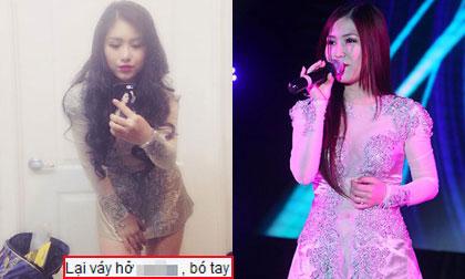 Diện lại váy cũ ngắn cũn cỡn, Hương Tràm vẫn bị fans 'ném đá'