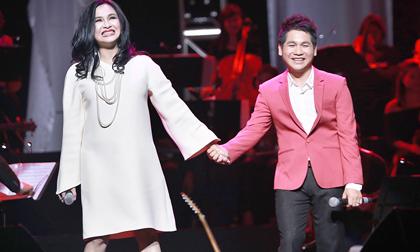Trọng Tấn và Thanh Lam 'đốt cháy' sân khấu 'In The Spotlight' tháng 9