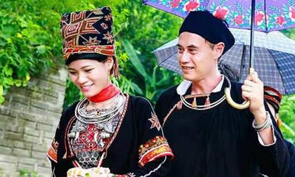 Chuyện tình ấn tượng của chàng Tây và cô gái Dao